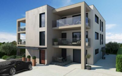 Appartementen Porec