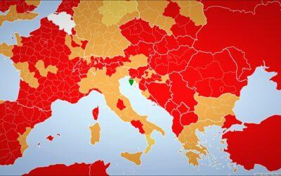Istrië (Kroatië), de enige groene regio in Europa!